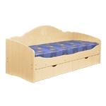 Интернет-магазин мебели - Кровать Софа-5 Клен