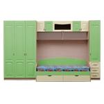 Интернет-магазин мебели - Детская Мальвина Клен+Ваниль+Эвкалипт