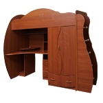 Интернет-магазин мебели - Детская Дельфин-3 Яблоня